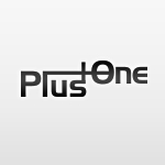 PlusOneロゴ